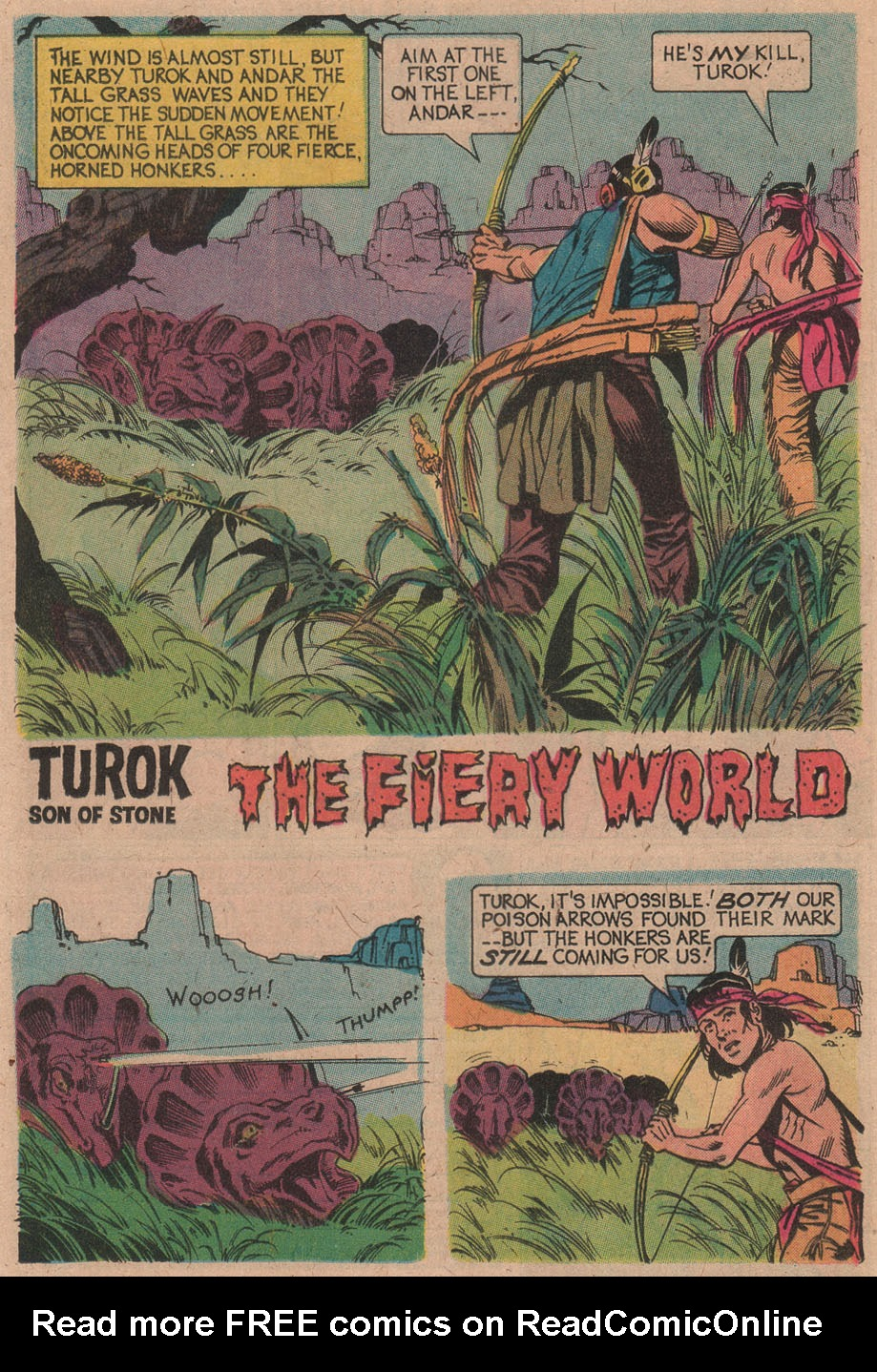 Read online Turok, Son of Stone comic -  Issue #91 - 20
