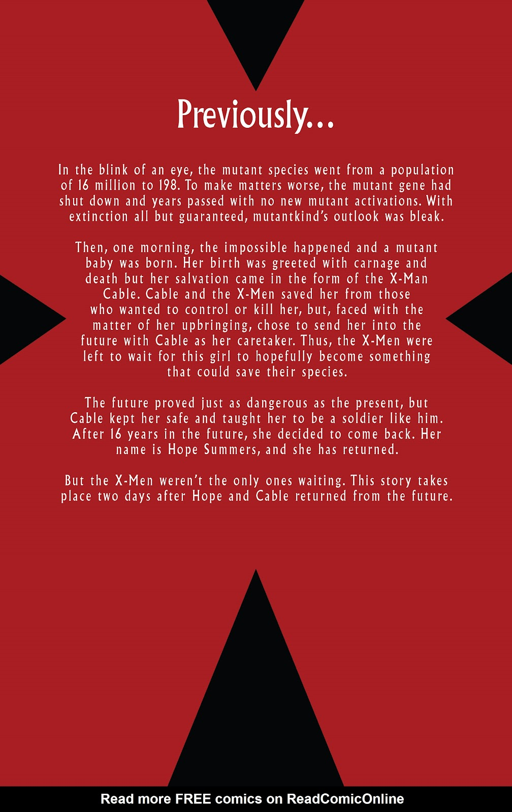 Read online X-Men: Second Coming comic -  Issue # _TPB (Part 1) - 5