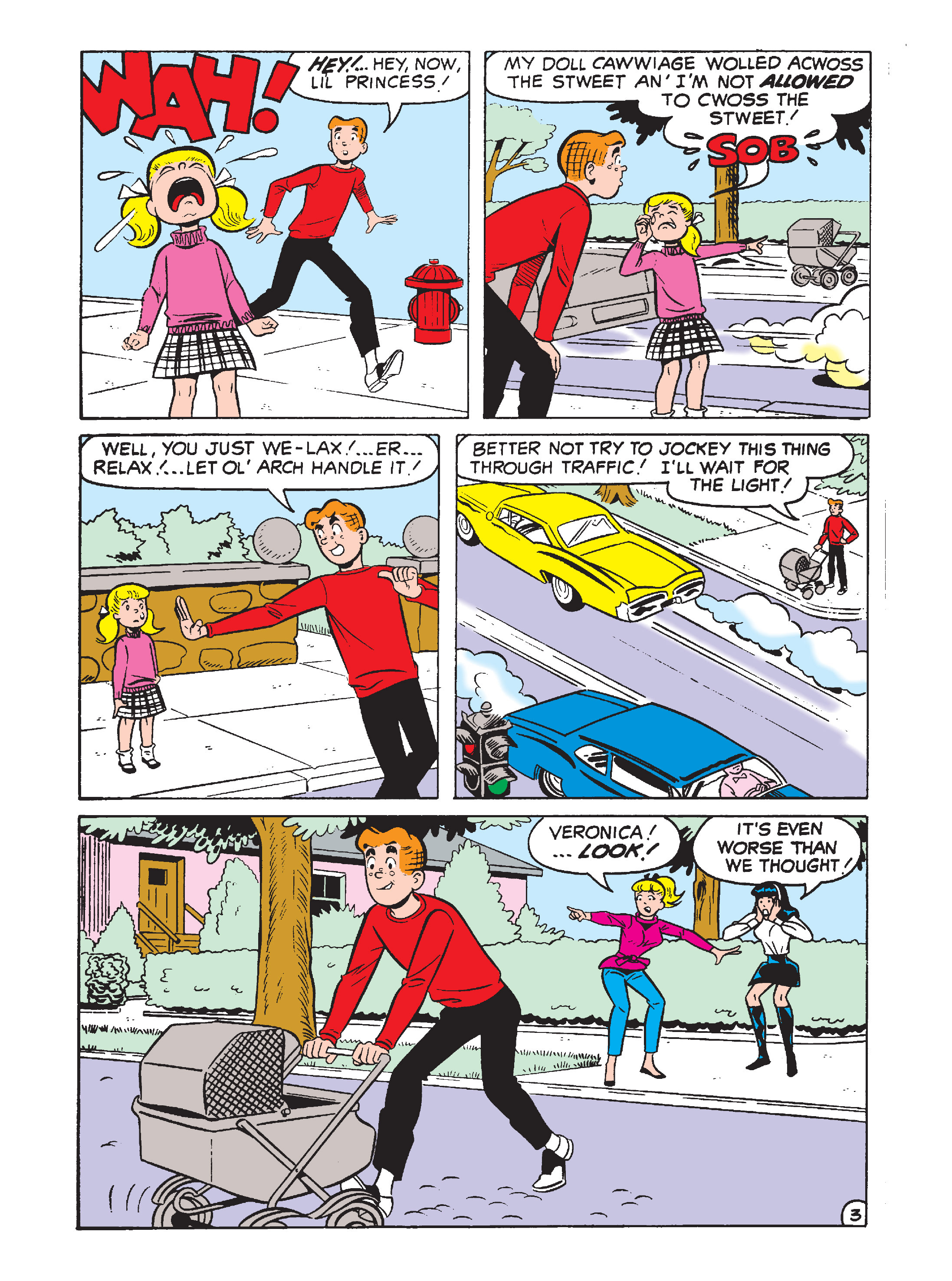 Read online Archie 1000 Page Comics Bonanza comic -  Issue #1 (Part 1) - 81