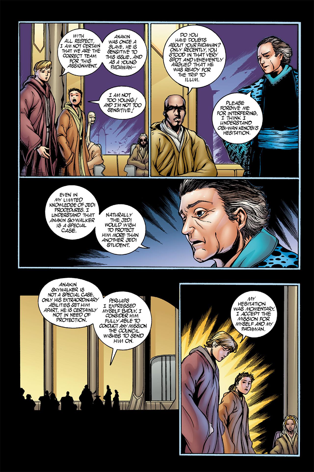 Read online Star Wars Omnibus comic -  Issue # Vol. 10 - 144