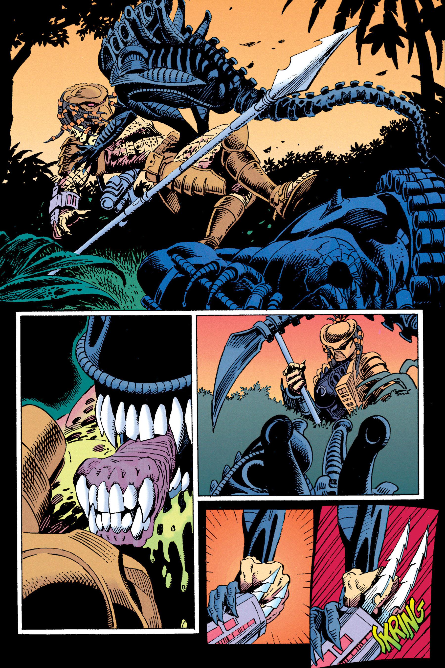 Read online Aliens vs. Predator Omnibus comic -  Issue # _TPB 1 Part 3 - 76
