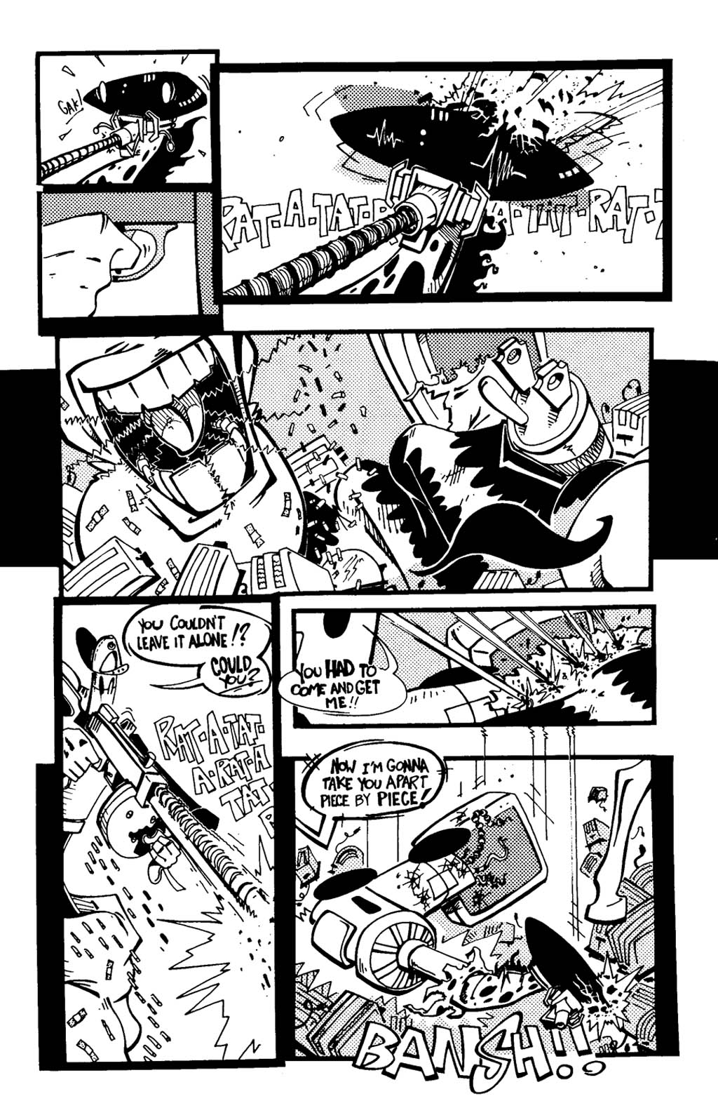 Read online Scud: The Disposable Assassin (1994) comic -  Issue #9 - 16