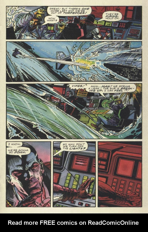 Read online Secret Weapons comic -  Issue #10 - 12