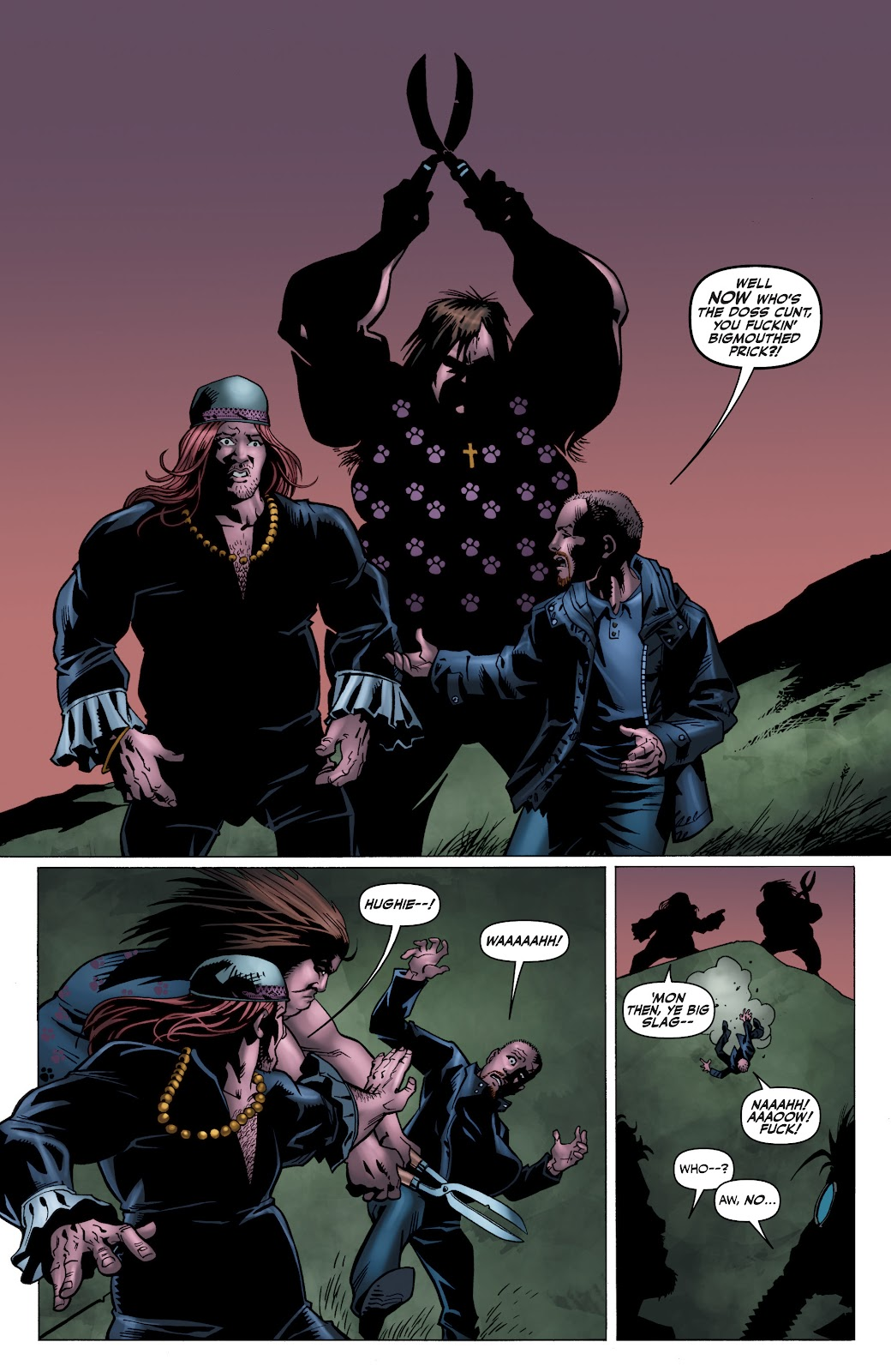 Read online The Boys Omnibus comic -  Issue # TPB 4 (Part 4) - 26