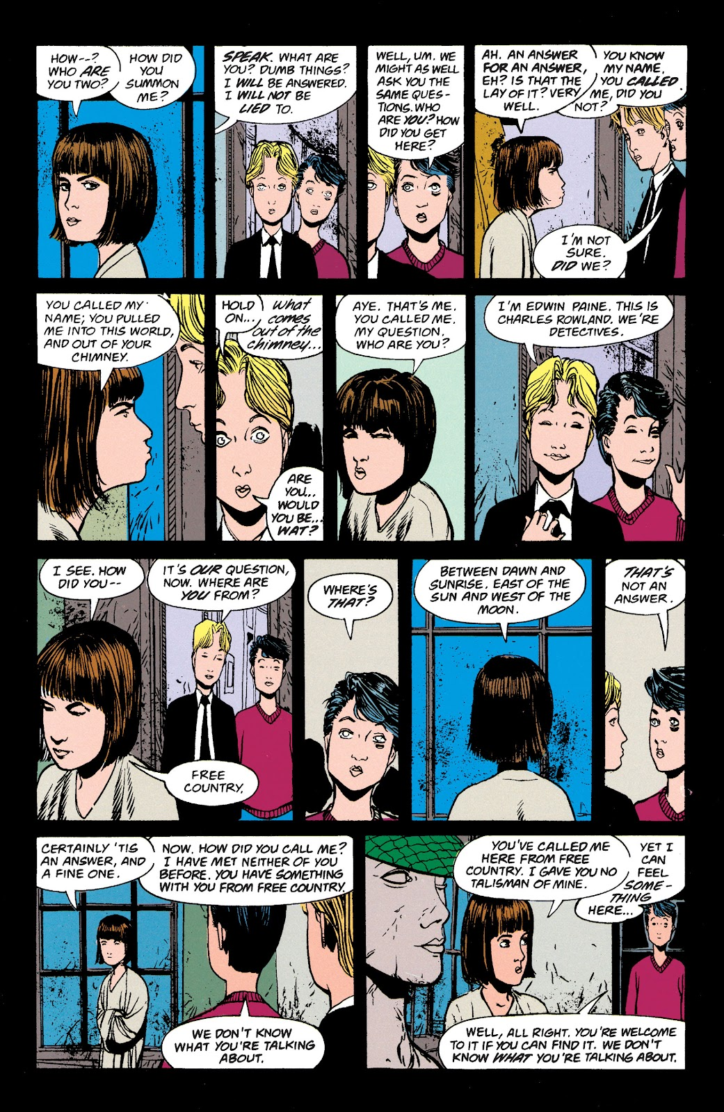 Read online The Children's Crusade comic -  Issue # _TPB (Part 1) - 55