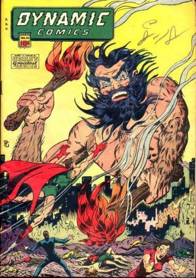 Dynamic Comics 20 Page 1