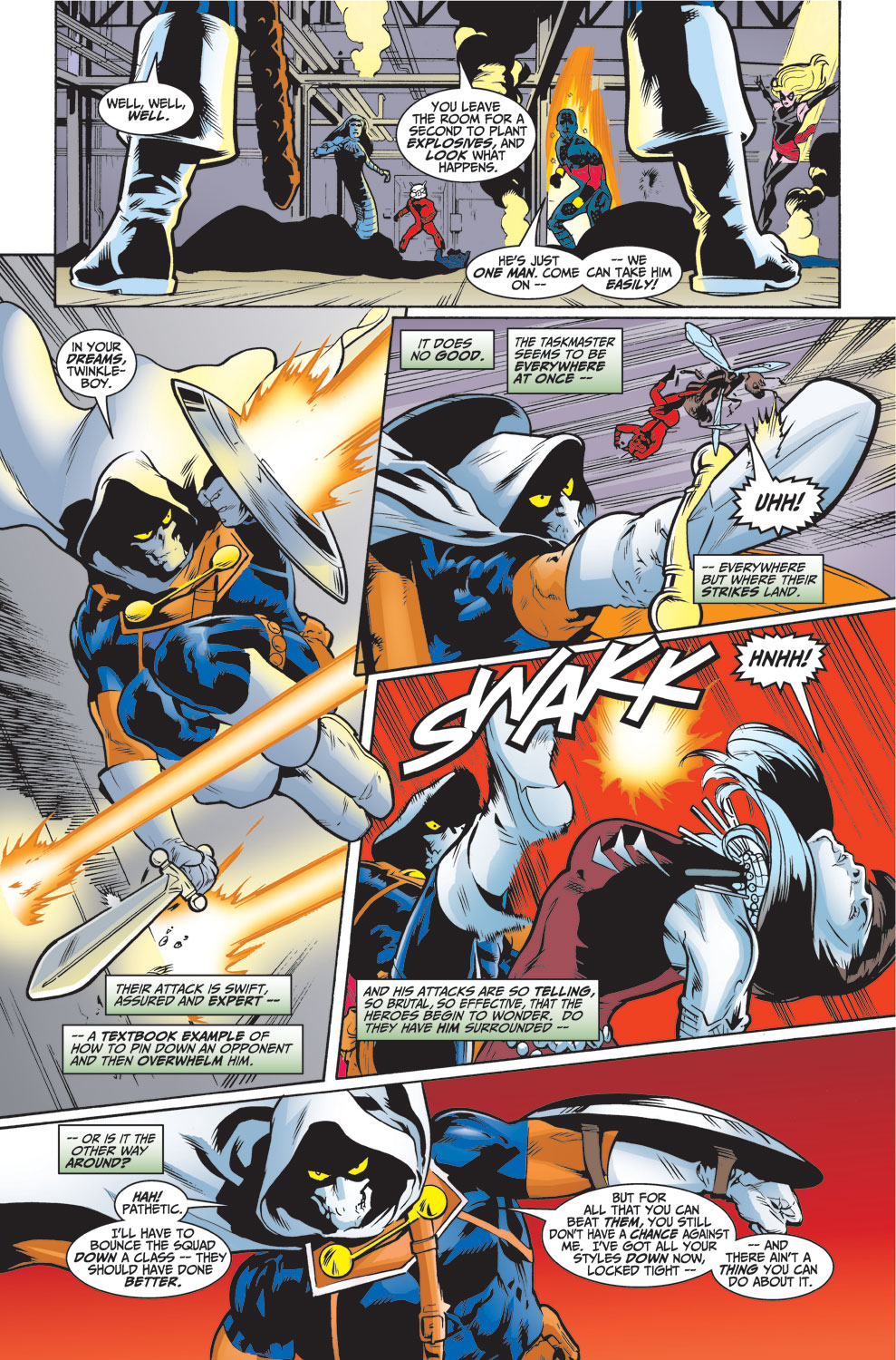 Read online Avengers (1998) comic -  Issue #26 - 19