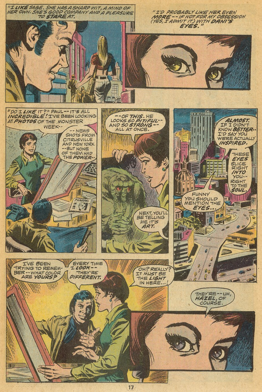 Man-Thing (1974) issue 20 - Page 12