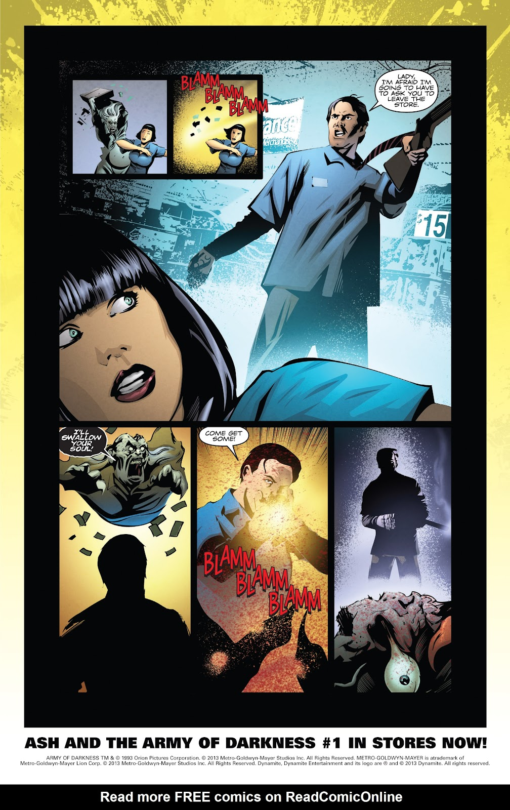Read online Codename: Action comic -  Issue #3 - 32