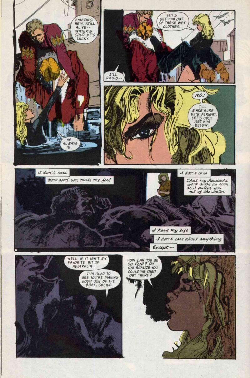Read online Doctor Zero comic -  Issue #3 - 12