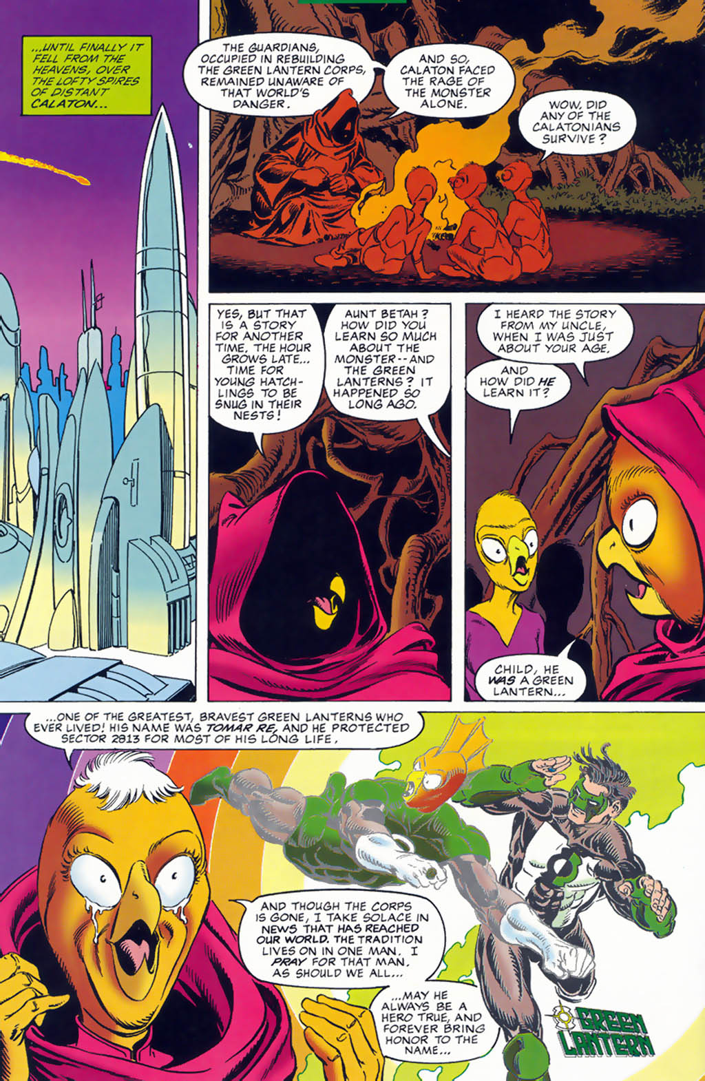 Read online Doomsday Annual comic -  Issue # Full - 44