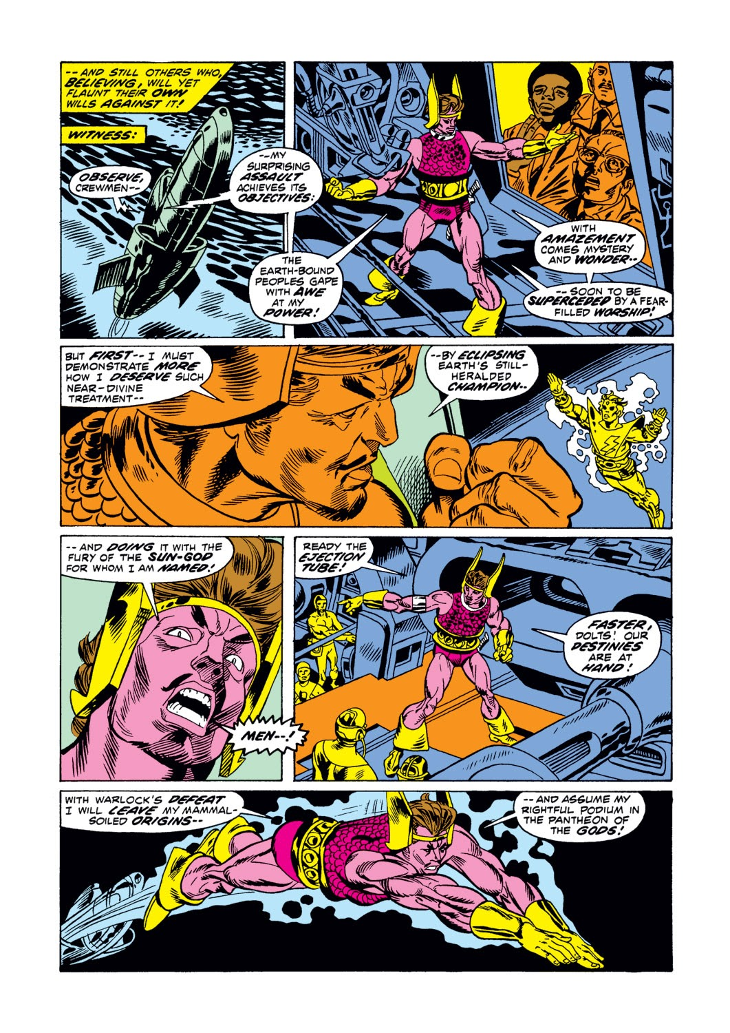 Warlock (1972) issue 3 - Page 16