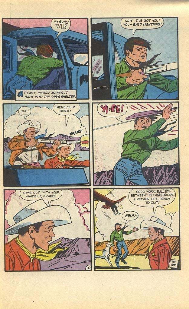 Read online Roy Rogers comic -  Issue #4 - 29