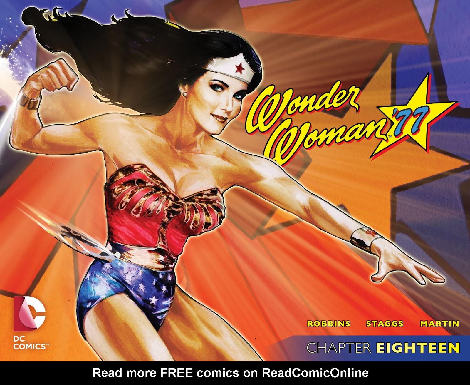 Wonder Woman 77 [I] 18 Page 1