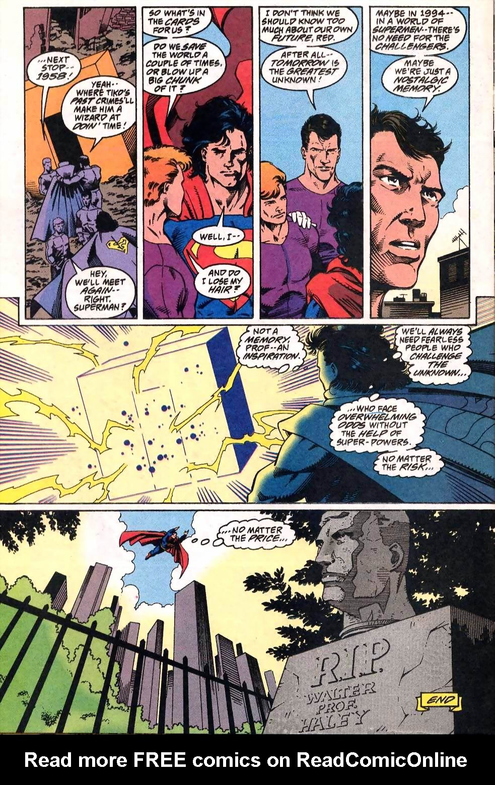 Read online Adventures of Superman (1987) comic -  Issue #508 - 24