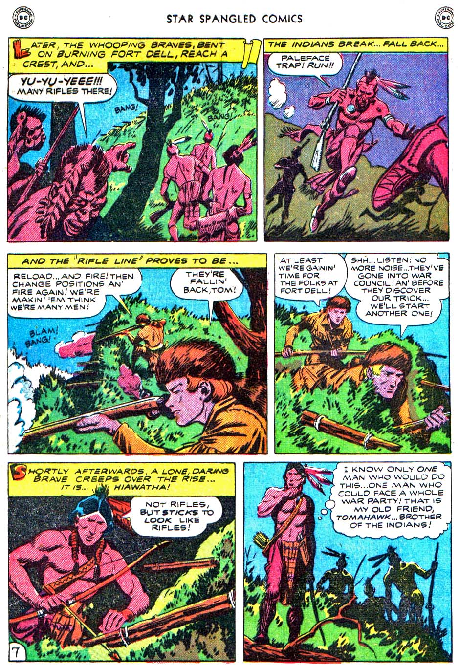 Star Spangled Comics (1941) issue 95 - Page 46