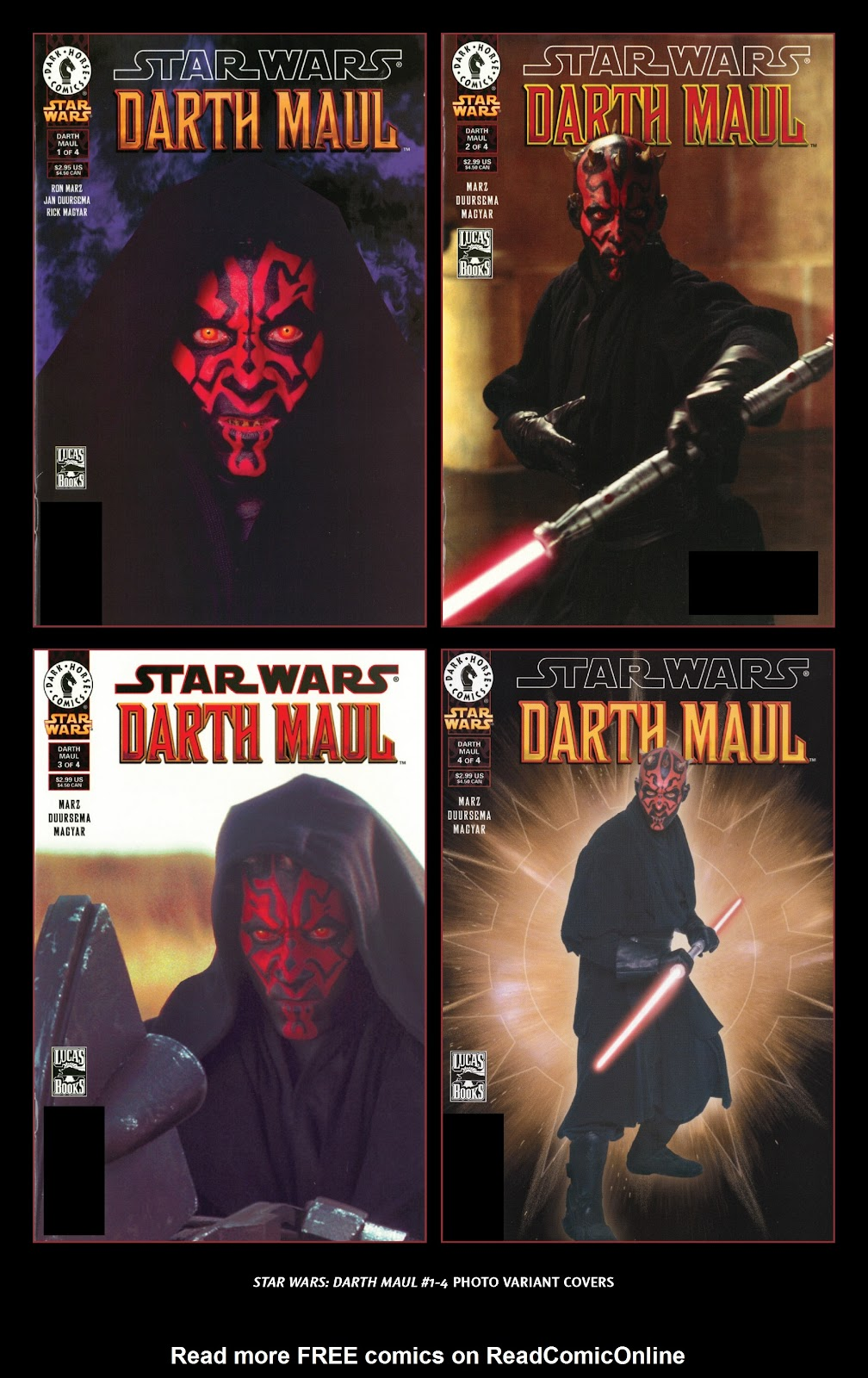 Read online Star Wars Legends: Rise of the Sith - Epic Collection comic -  Issue # TPB 2 (Part 3) - 6