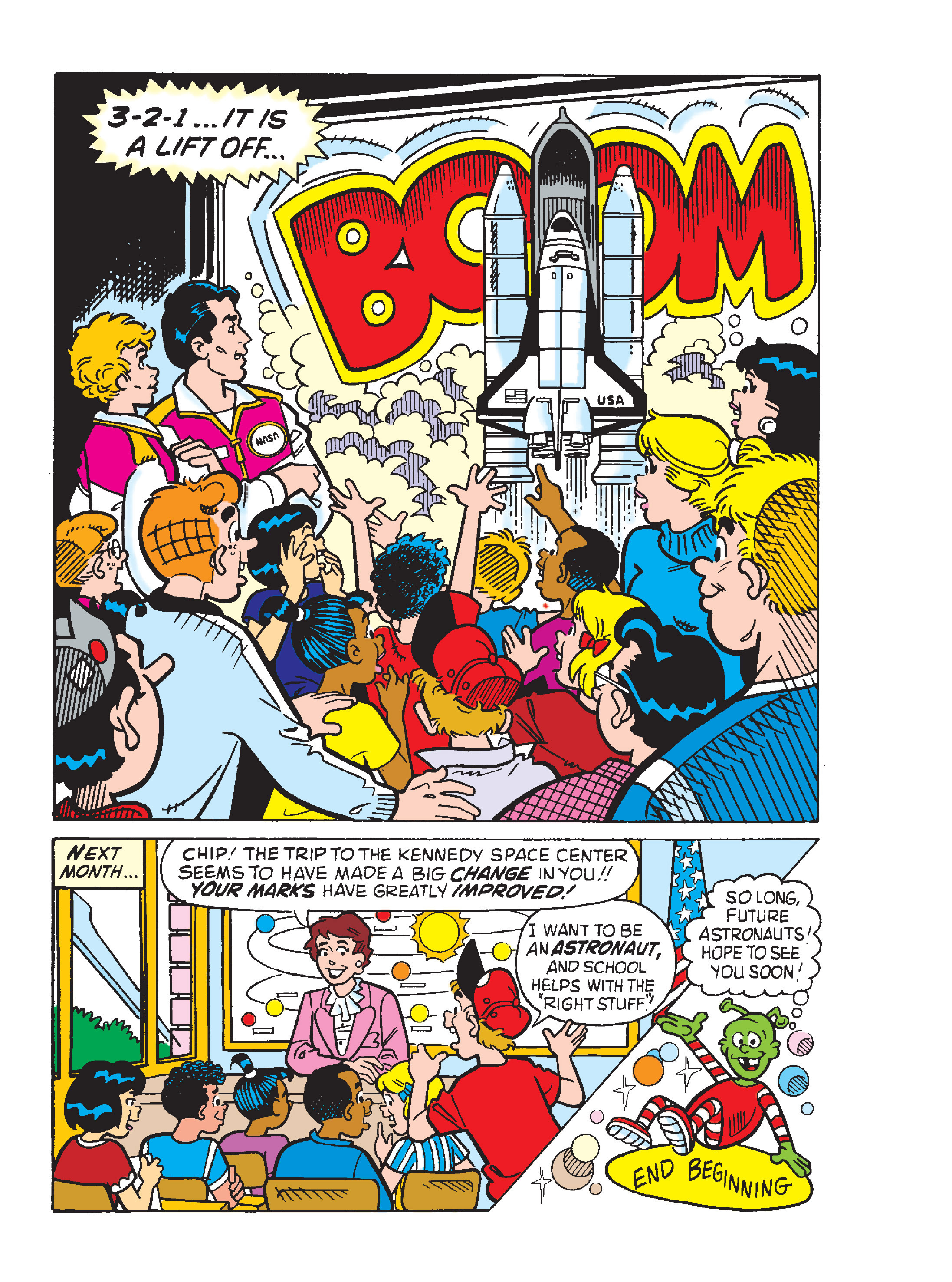Read online Archie 1000 Page Comics Blowout! comic -  Issue # TPB (Part 4) - 171
