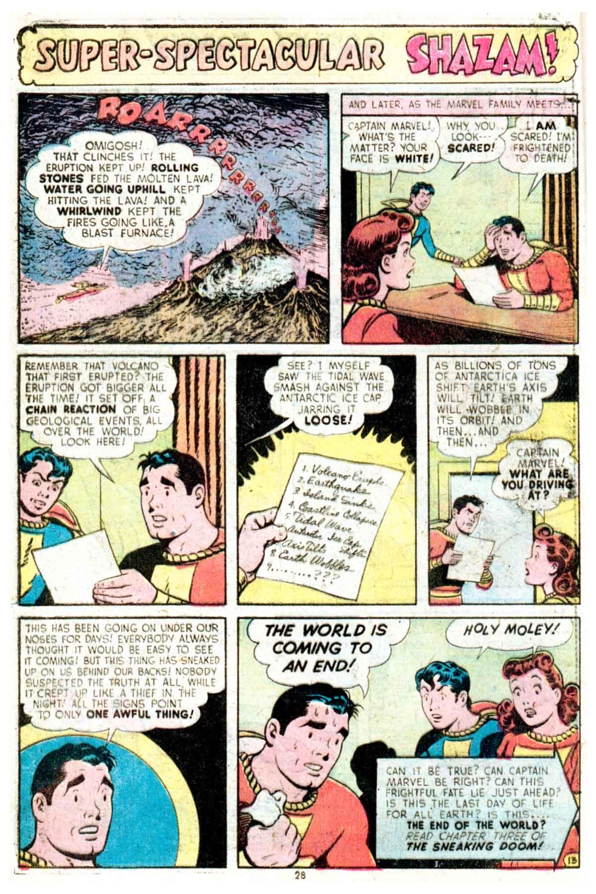 Read online Shazam! (1973) comic -  Issue #16 - 28