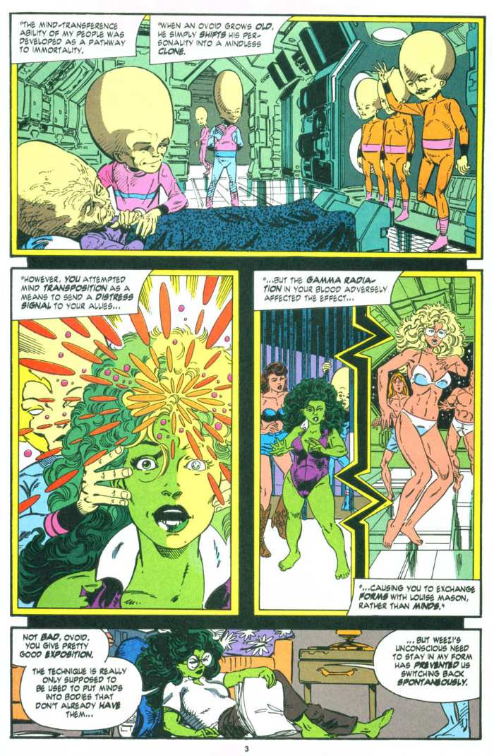 The Sensational She-Hulk Issue #49 #49 - English 5