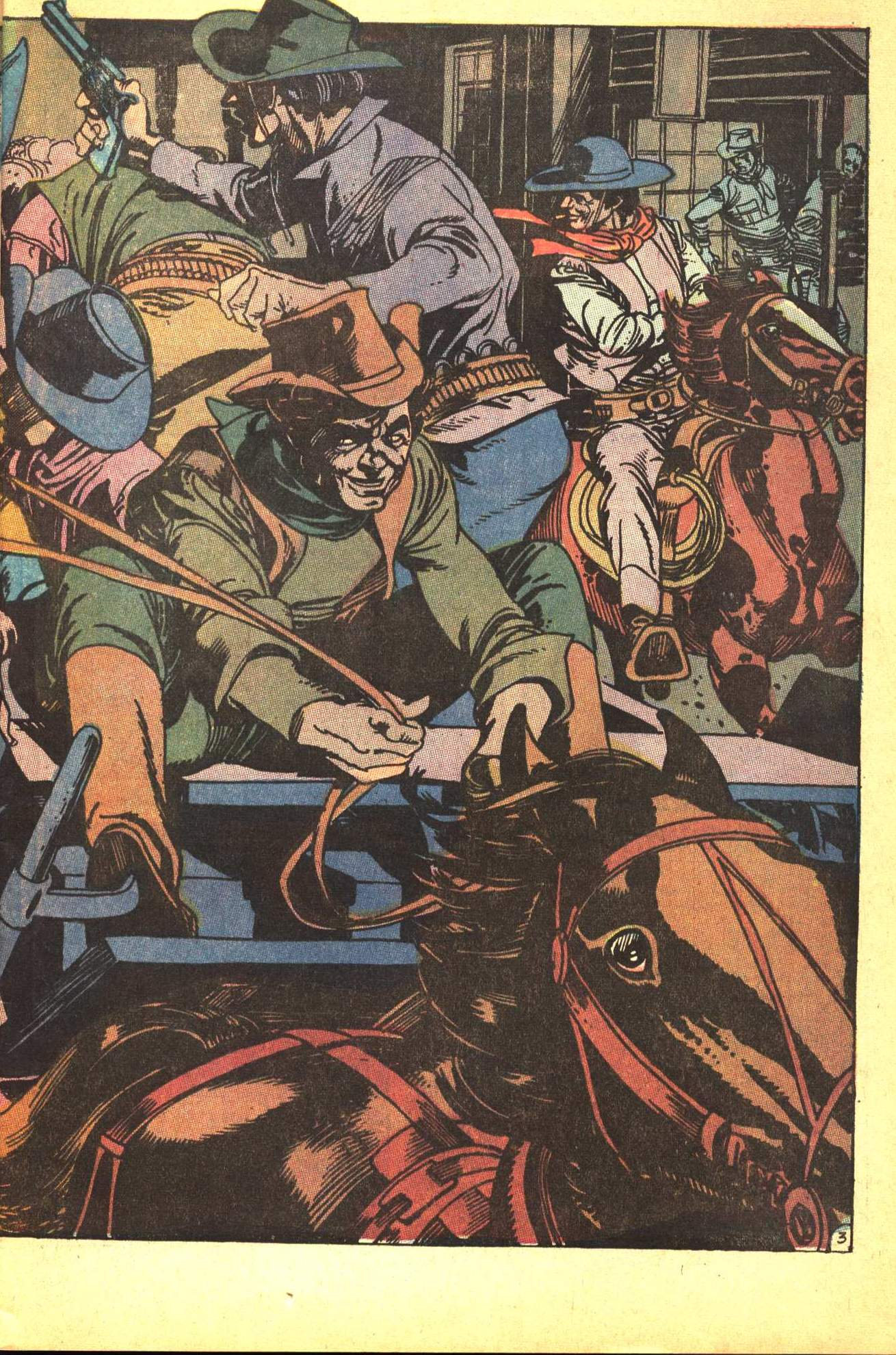 Read online All-Star Western (1970) comic -  Issue #4 - 5