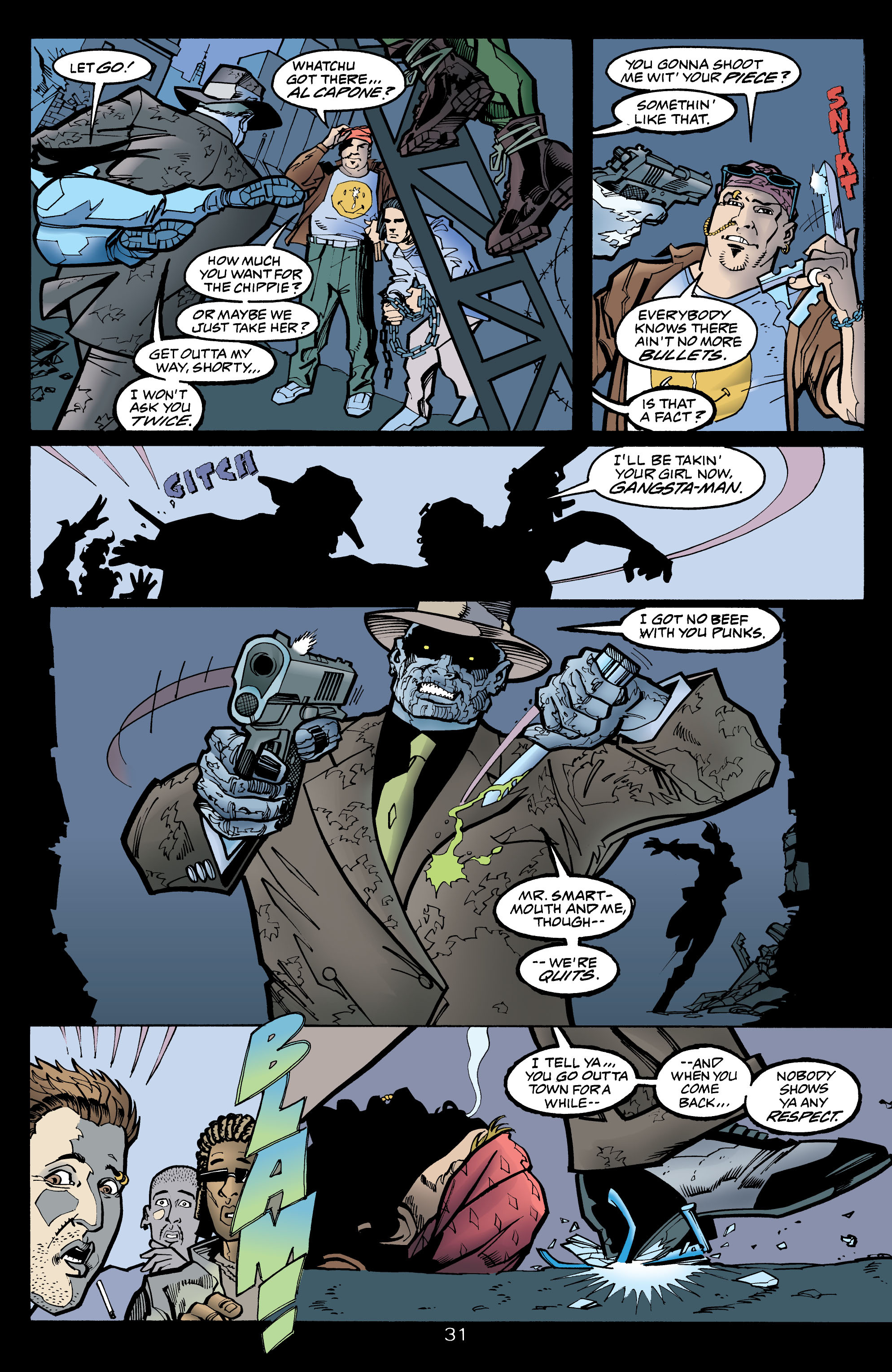 Read online Batman: Day of Judgment comic -  Issue # Full - 32