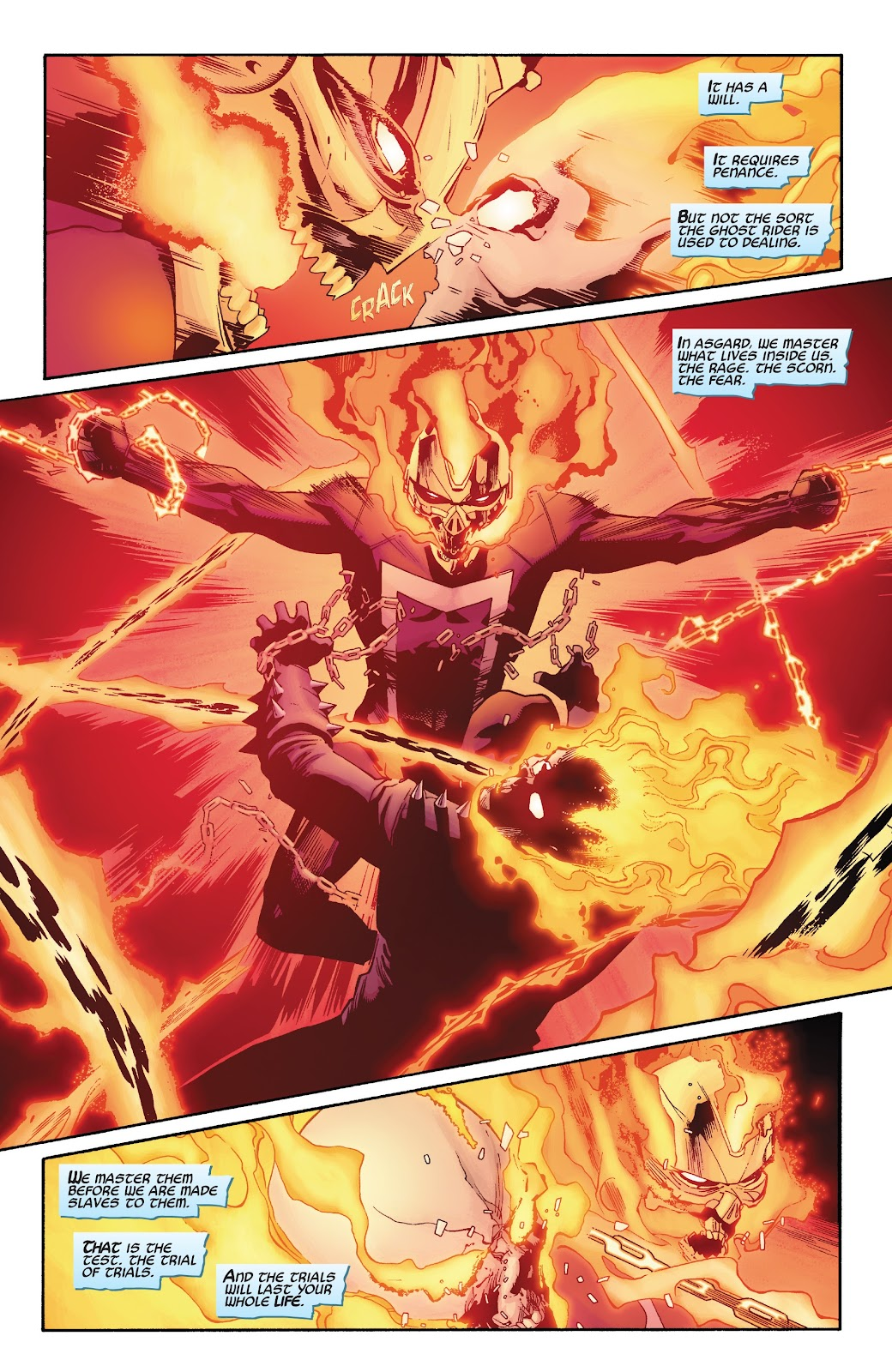 Read online War Of The Realms Strikeforce comic -  Issue # The Dark Elf Realm - 18