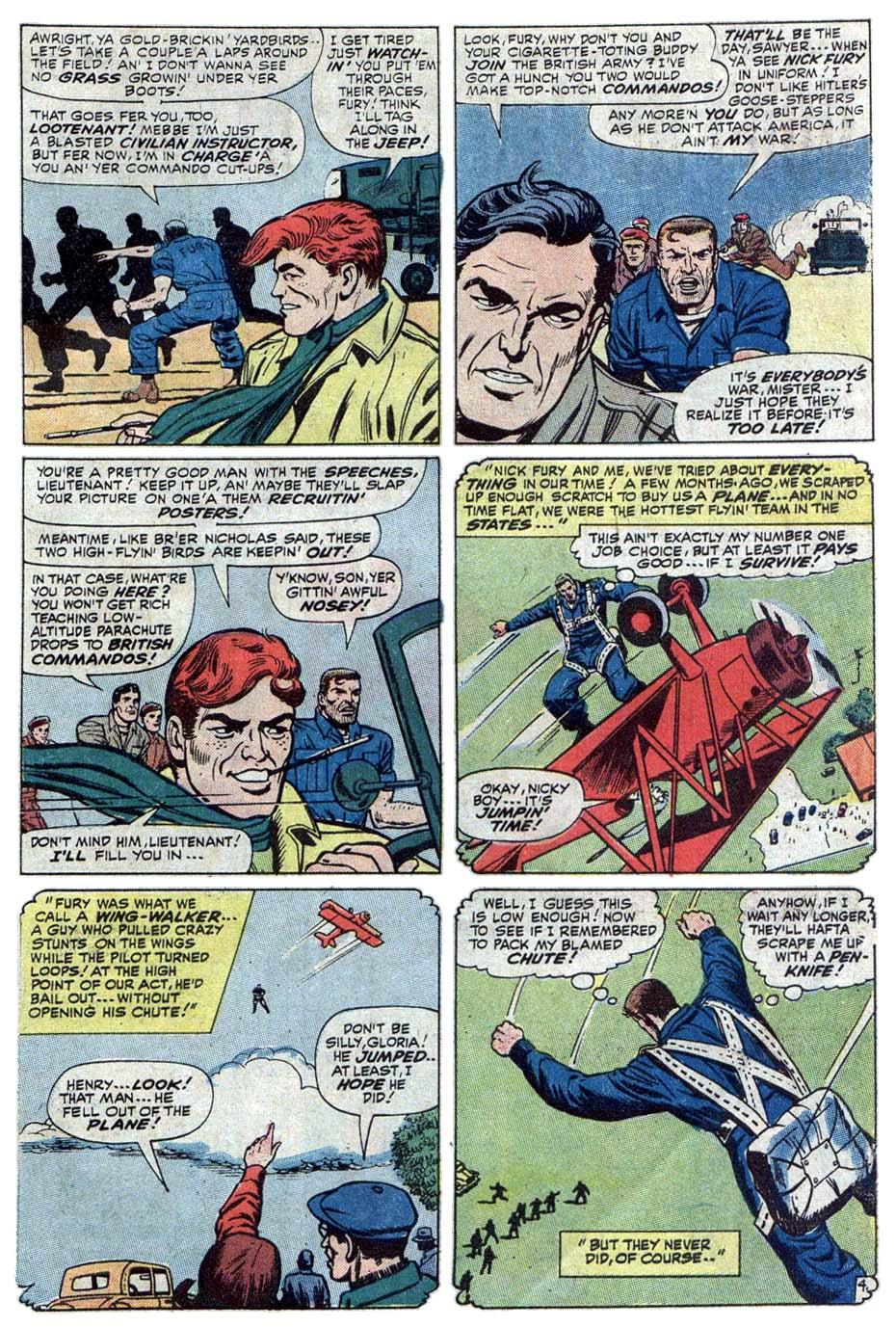 Read online Sgt. Fury comic -  Issue #101 - 7