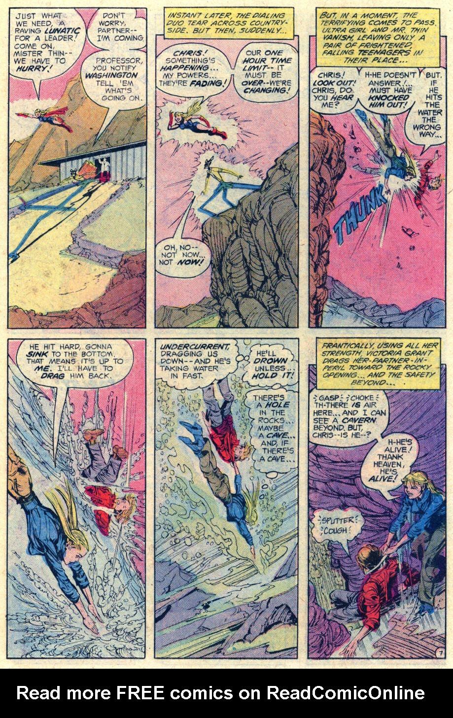 Read online Adventure Comics (1938) comic -  Issue #482 - 8
