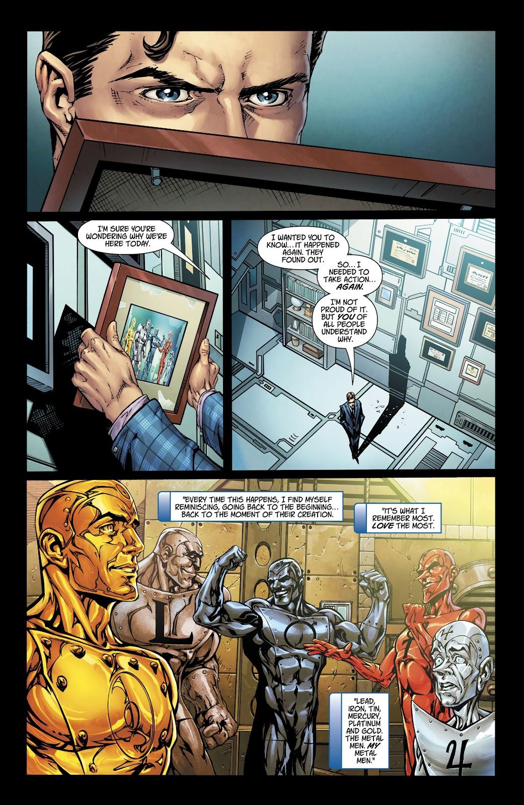 Read online Metal Men (2019) comic -  Issue #1 - 5