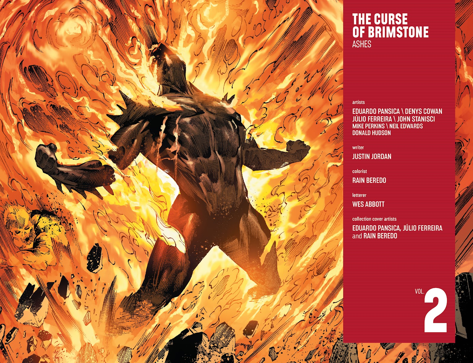 Read online The Curse of Brimstone: Ashes comic -  Issue # TPB (Part 1) - 3