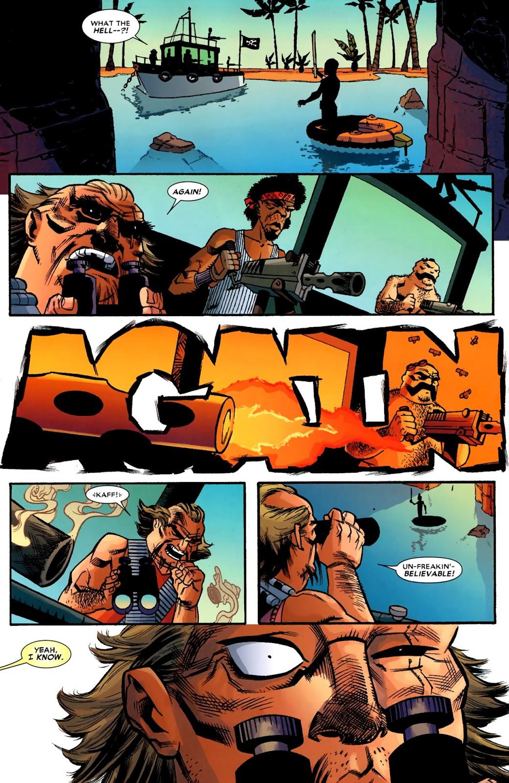 Read online Deadpool (2008) comic -  Issue #14 - 10