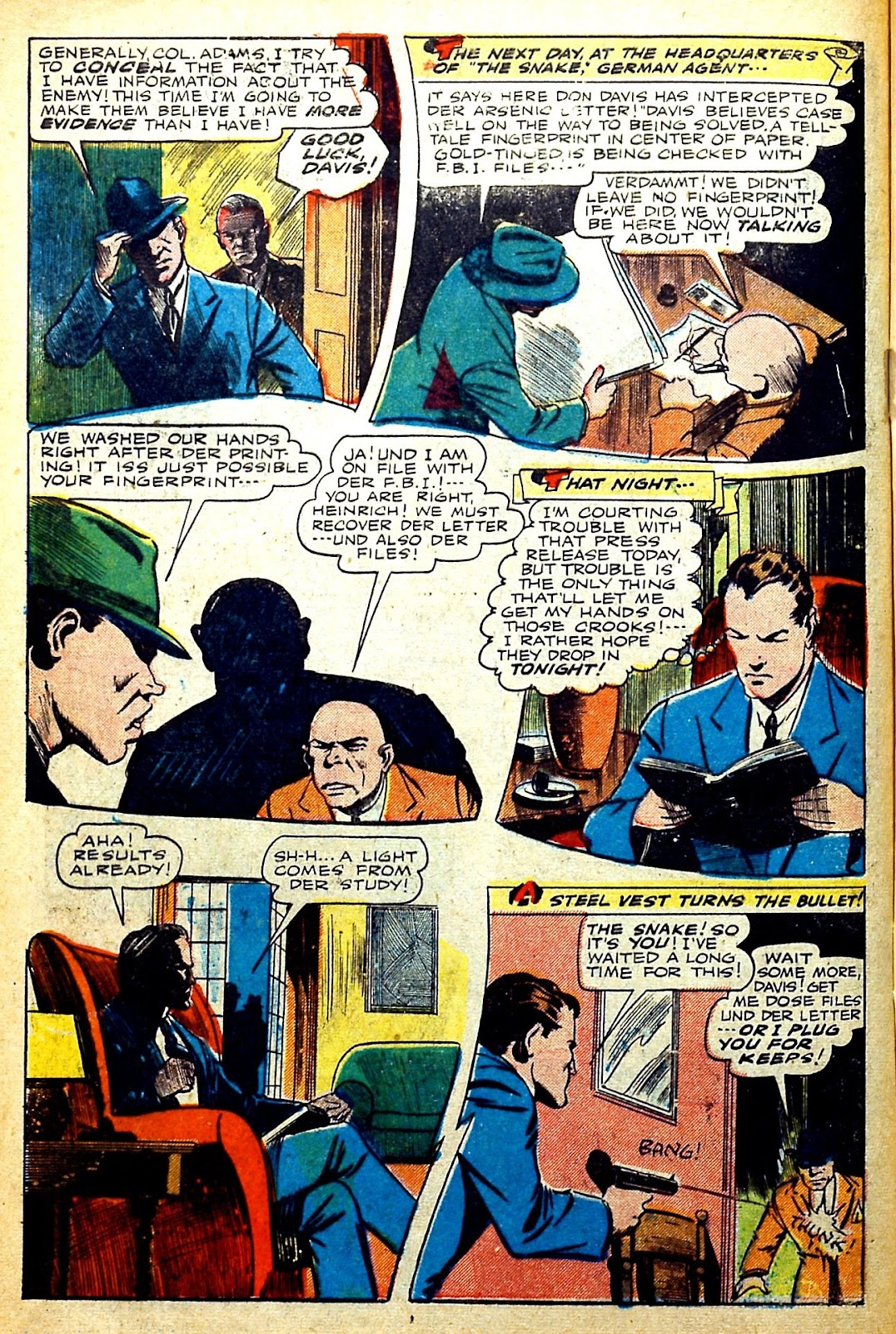 Startling Comics issue 33 - Page 46