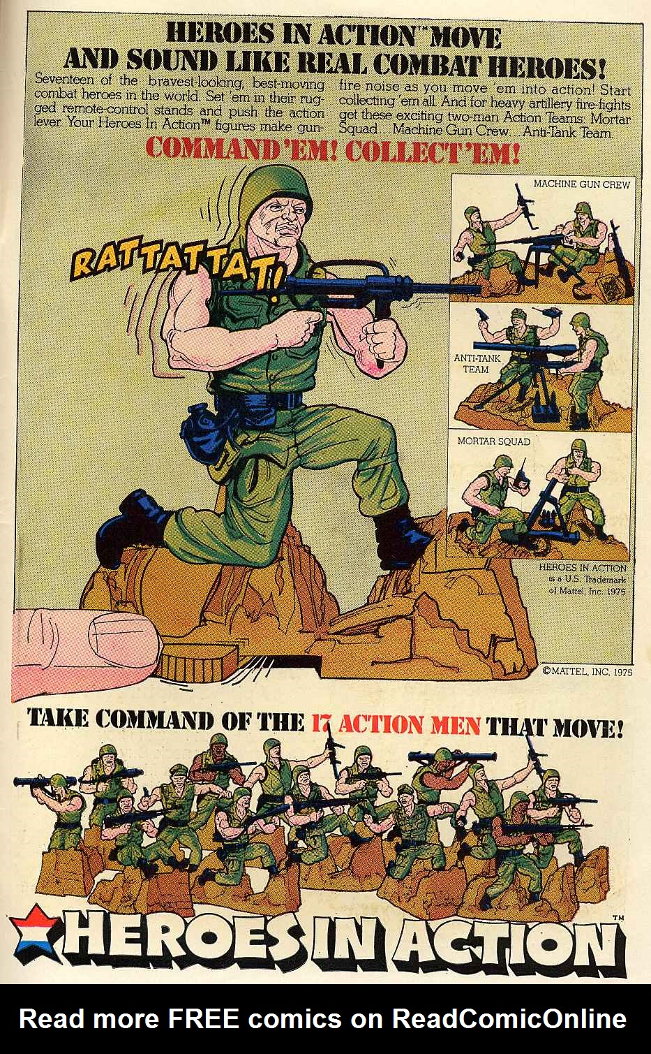 Our Fighting Forces (1954) issue 162 - Page 34