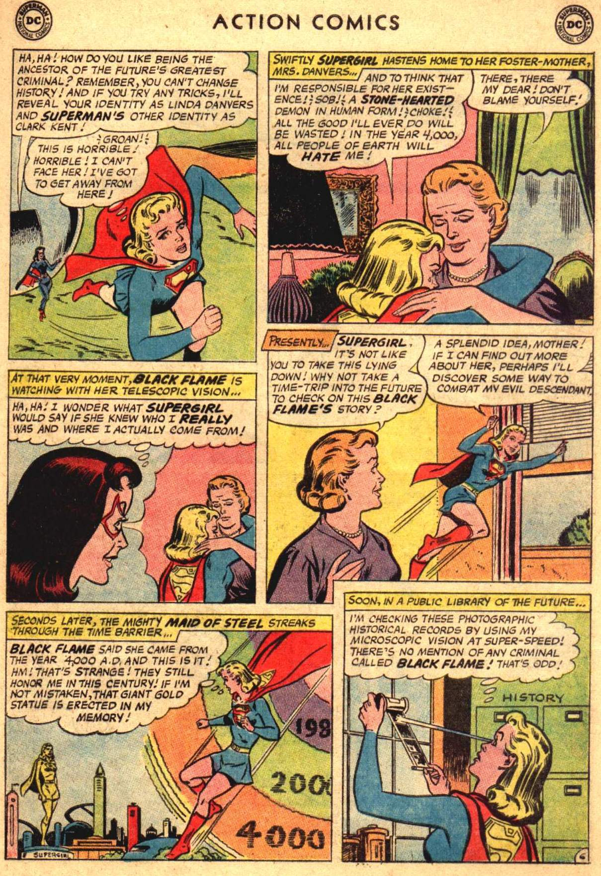 Read online Action Comics (1938) comic -  Issue #304 - 25