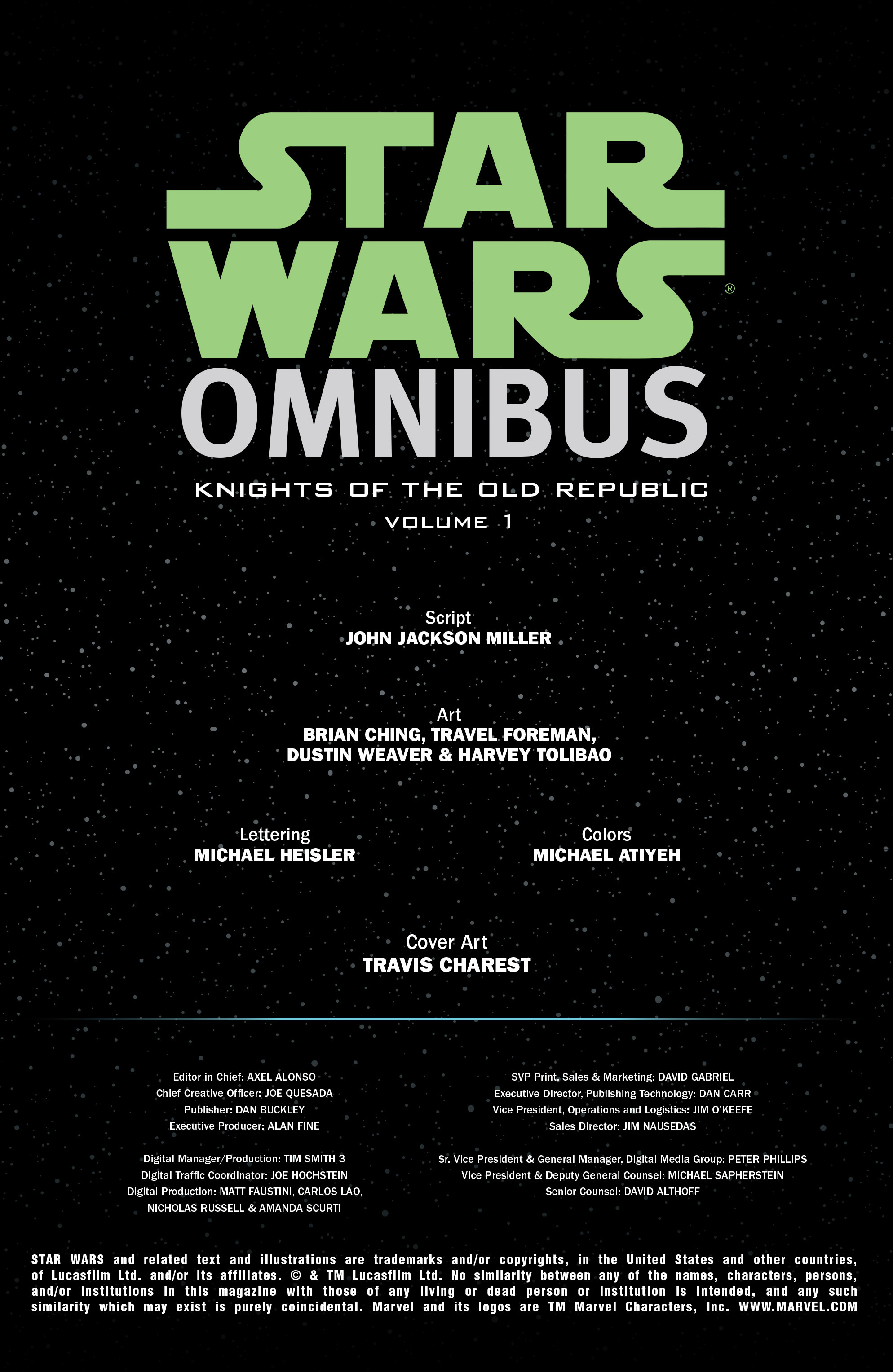 Read online Star Wars Omnibus comic -  Issue # Vol. 29 - 2