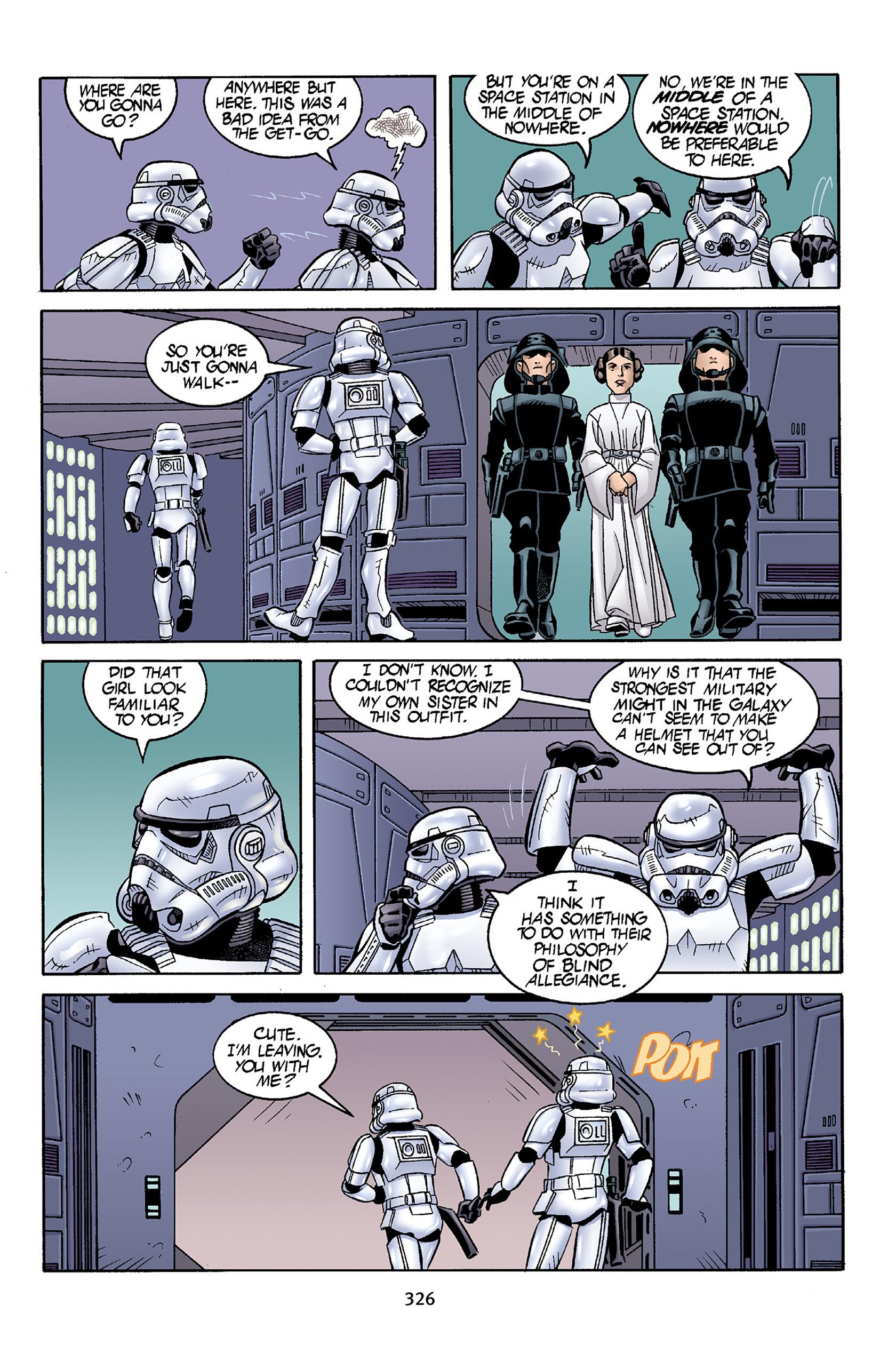 Read online Star Wars Omnibus comic -  Issue # Vol. 30 - 322