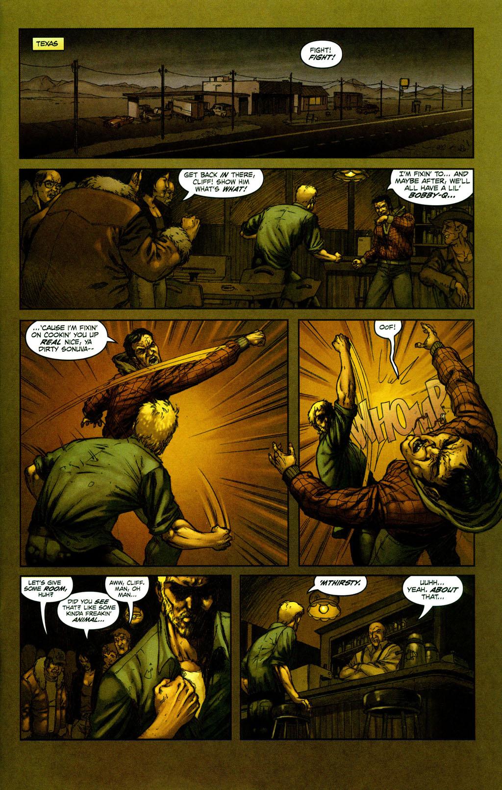 Read online Snake Eyes: Declassified comic -  Issue #2 - 3