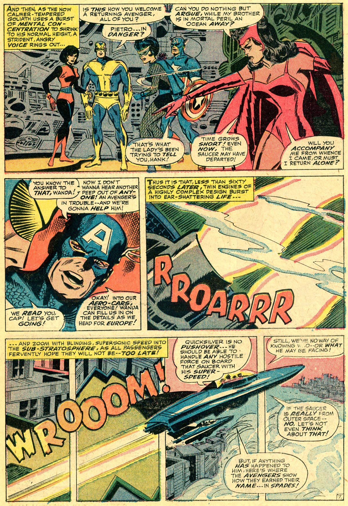 The Avengers (1963) 36 Page 10