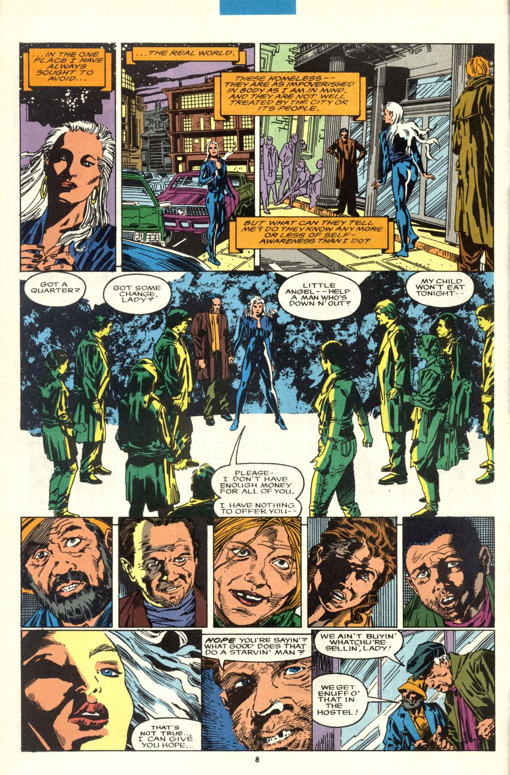 Read online Alpha Flight (1983) comic -  Issue #95 - 7
