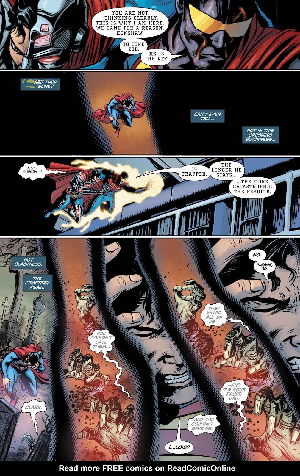 Read online Action Comics (2016) comic -  Issue #980 - 22
