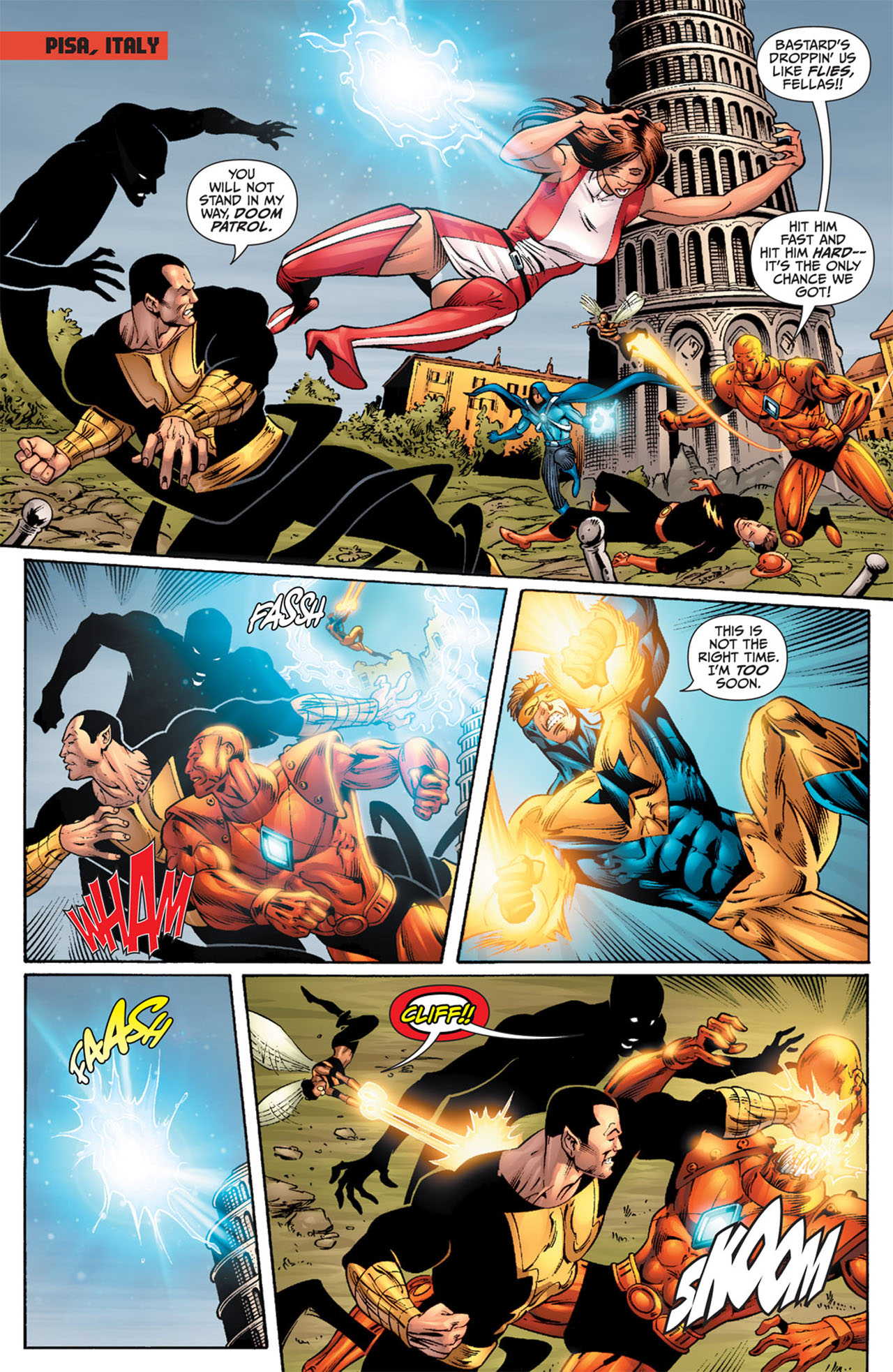 Read online World War III comic -  Issue #2 - 14