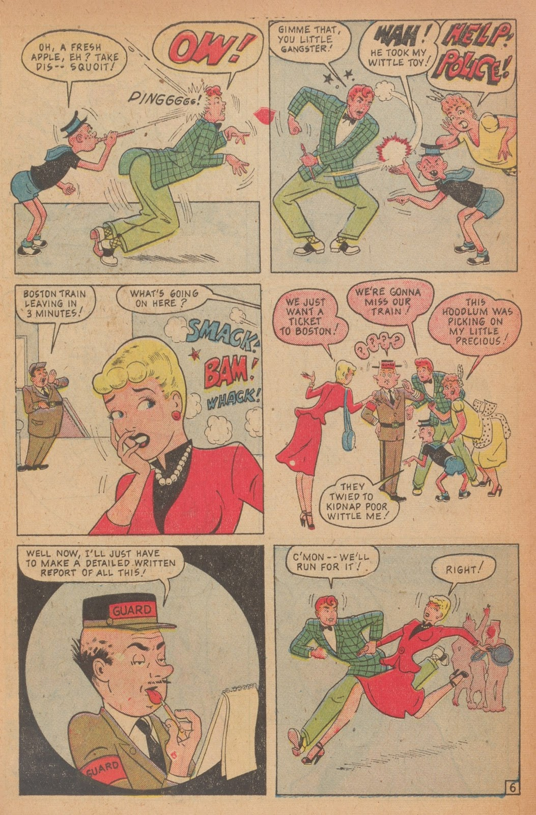 Read online Gay Comics comic -  Issue #38 - 8