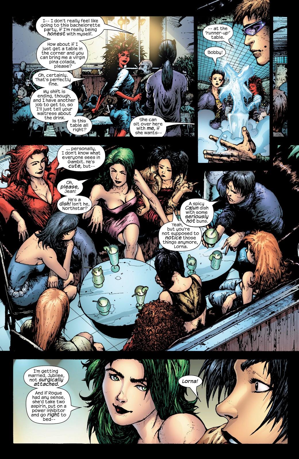 Uncanny X-Men (1963) issue 425 - Page 9