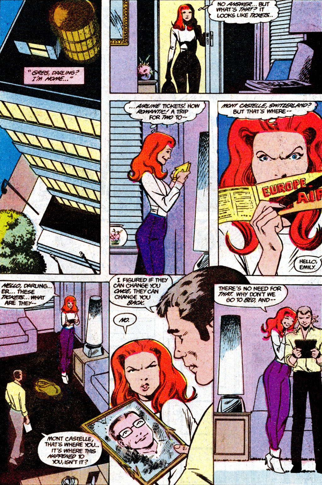 Read online Adventures of the Outsiders comic -  Issue #36 - 20