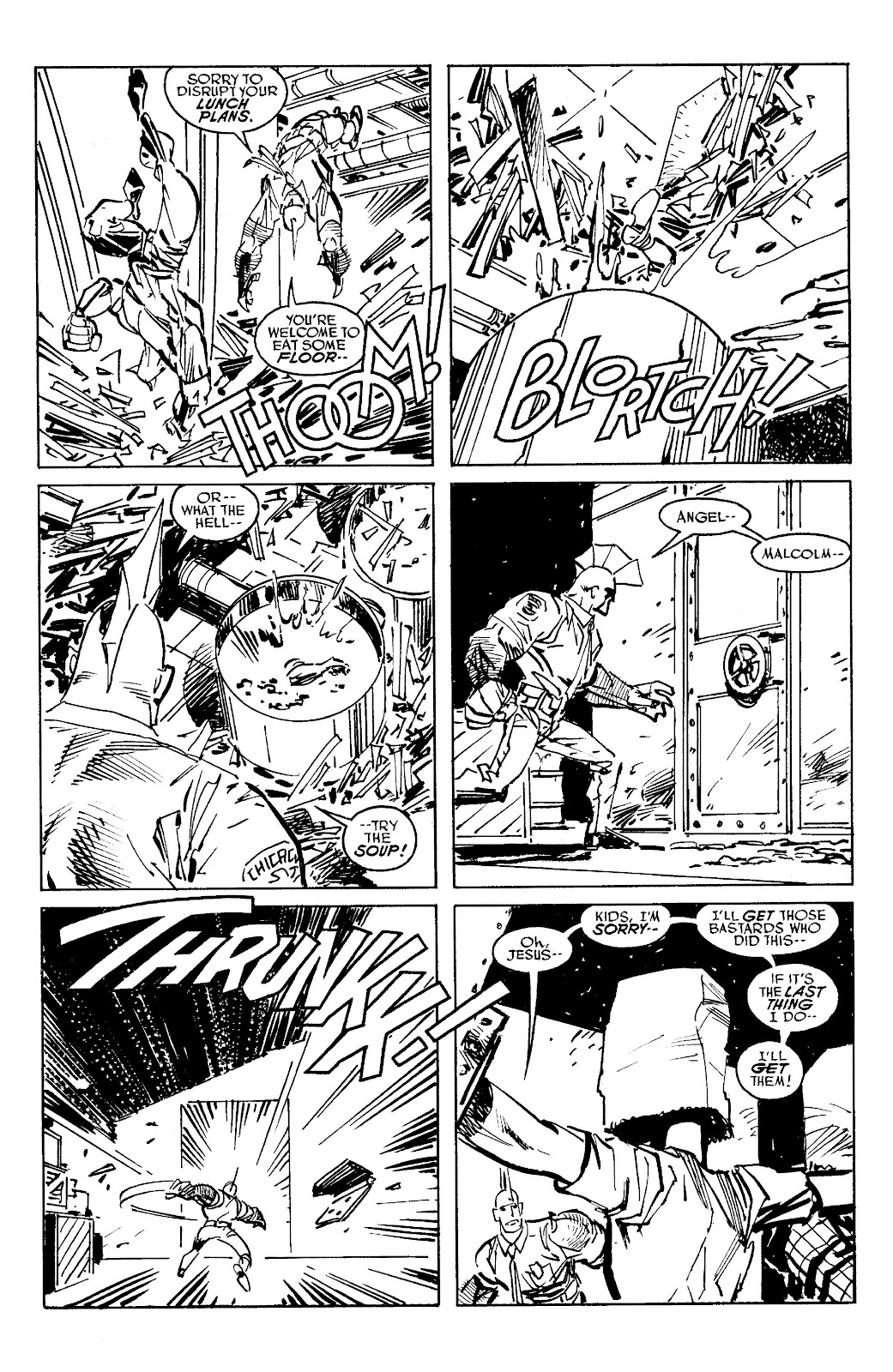 Read online Savage Dragon Archives comic -  Issue # TPB 6 (Part 5) - 17