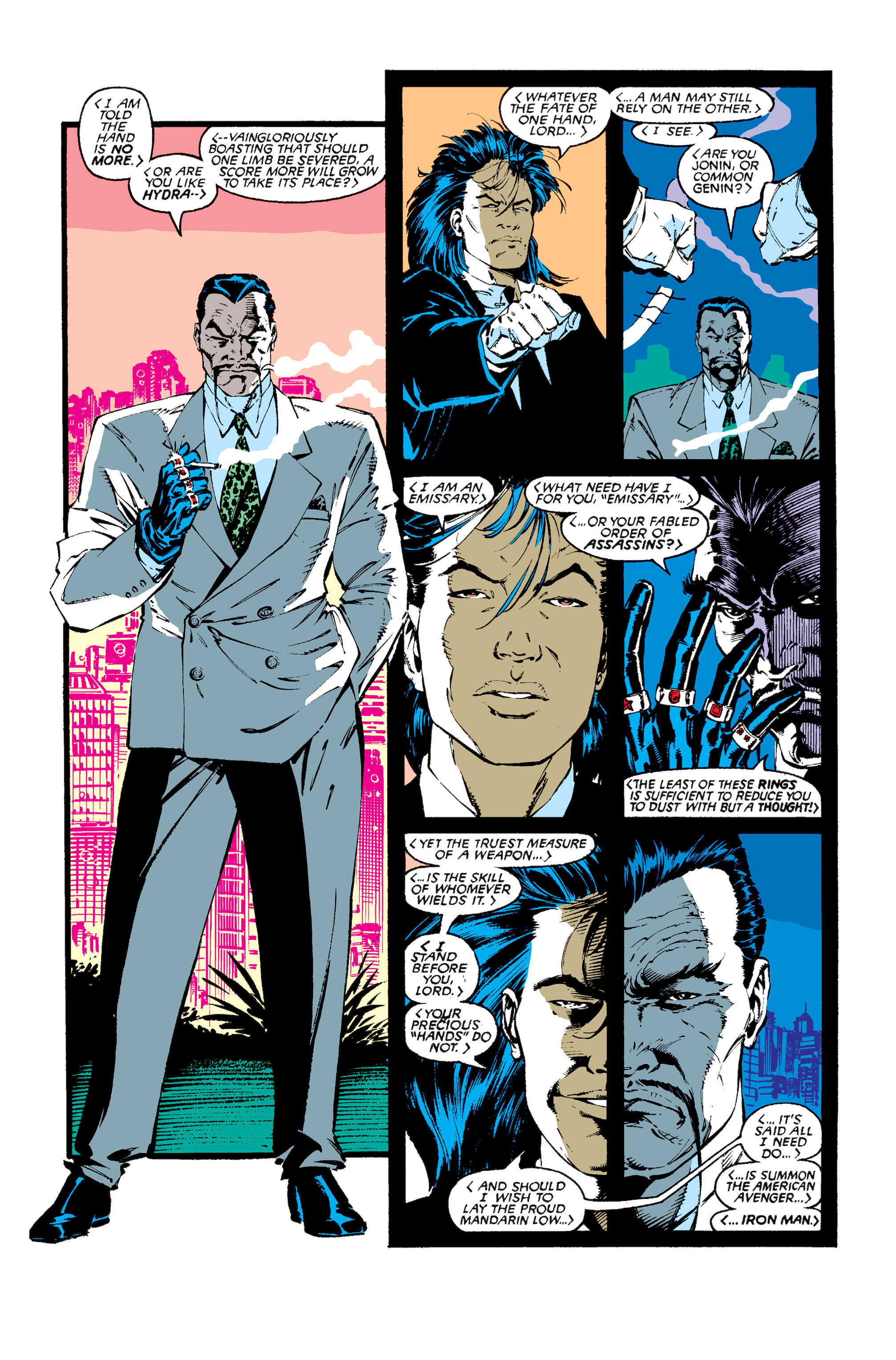 Read online Uncanny X-Men (1963) comic -  Issue #256 - 4