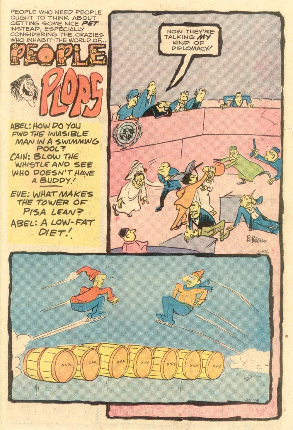 Read online Plop! comic -  Issue #24 - 34