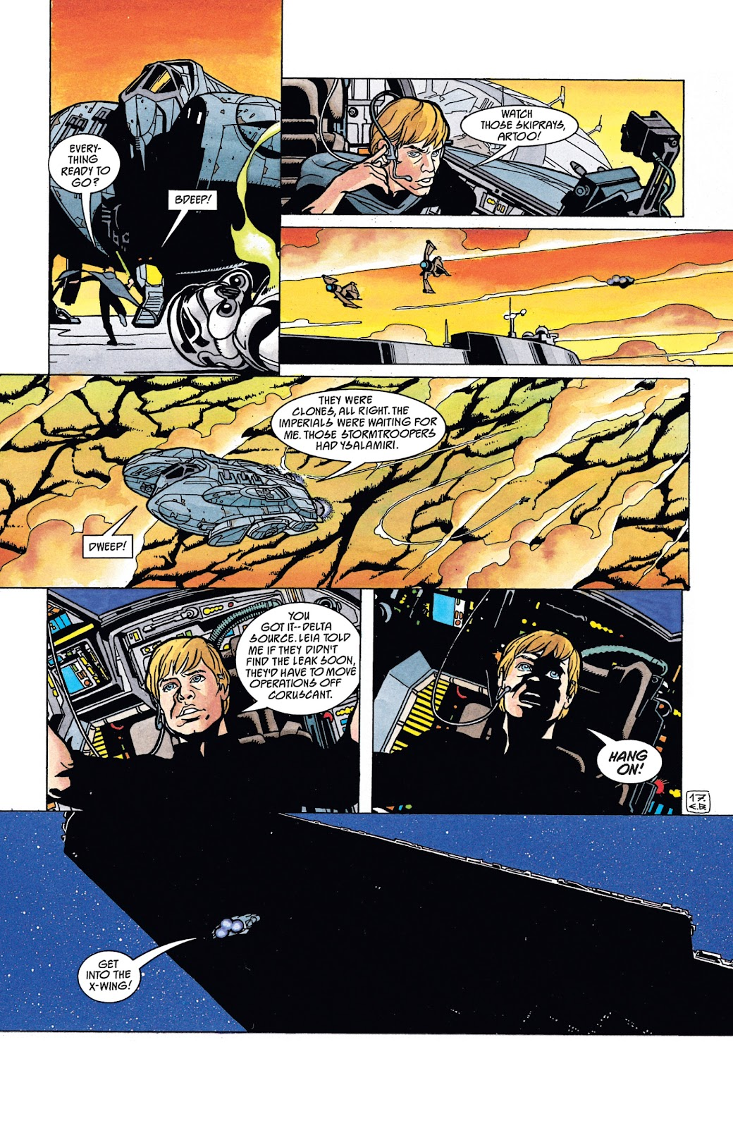 Read online Star Wars Legends: The New Republic - Epic Collection comic -  Issue # TPB 4 (Part 4) - 15