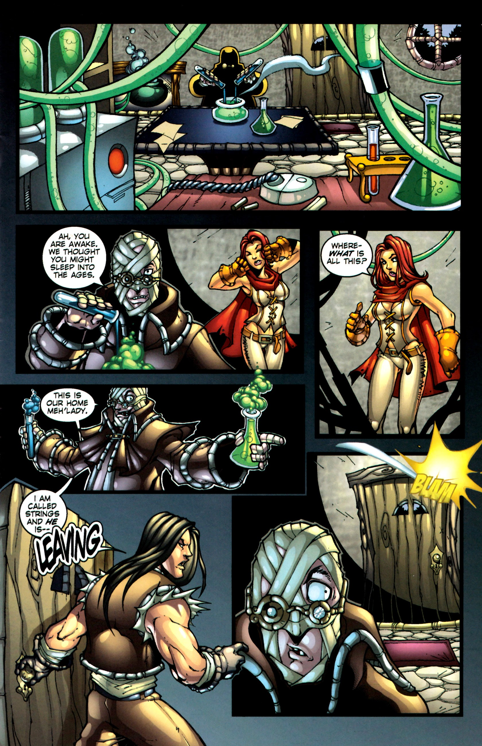 Read online Abiding Perdition comic -  Issue #5 - 4